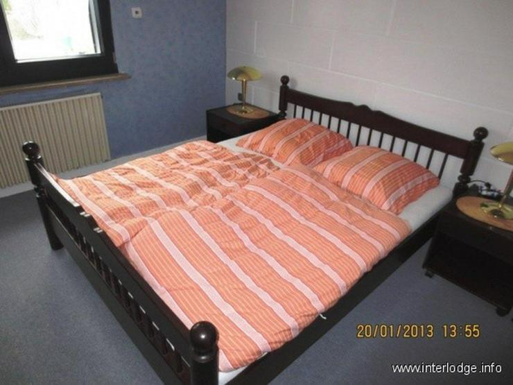 Bild 6: INTERLODGE Möblierte Wohnung mit 2 Schlafzimmern und Terrasse, City nah, in Herne - Horst...