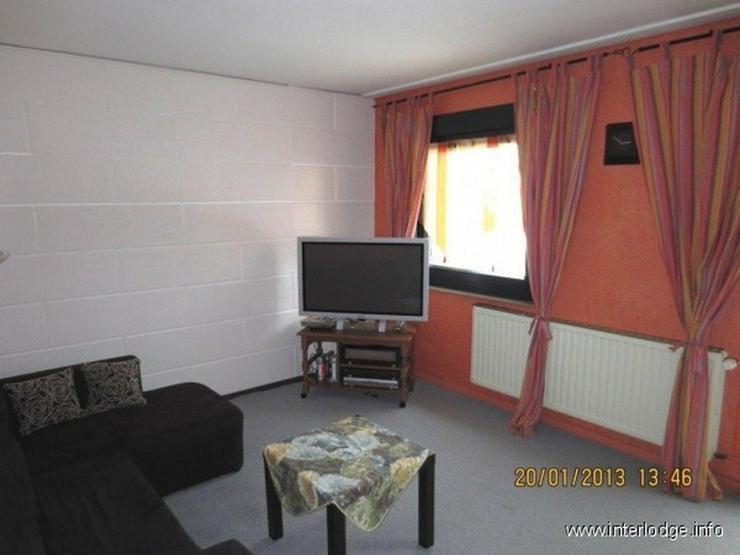 INTERLODGE Möblierte Wohnung mit 2 Schlafzimmern und Terrasse, City nah, in Herne - Horst... - Wohnen auf Zeit - Bild 1