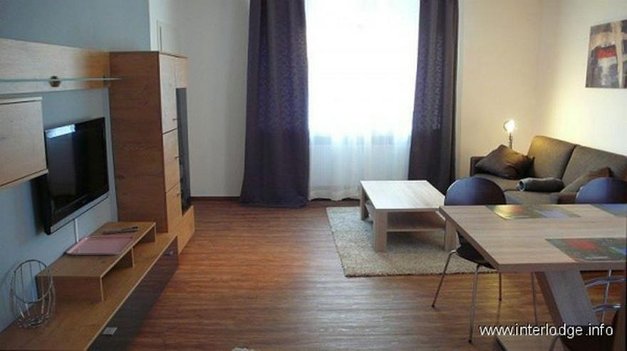 Bild 3: INTERLODGE Komplett und schick möbliertes Komfortapartment mit Balkon in Essener Cityrand...
