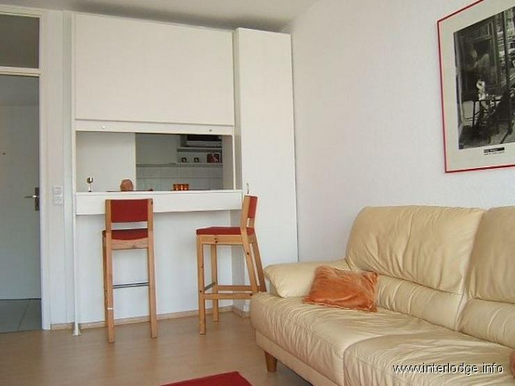 INTERLODGE Modern möblierte Wohnung mit Balkon in  Köln - Ehrenfeld