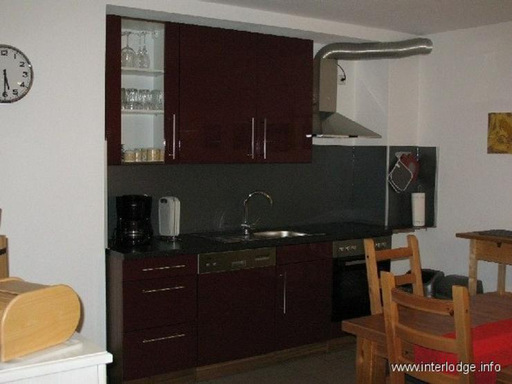 Bild 6: INTERLODGE Möblierte Komfortwohnung mit Terrasse, Garten und eigenem Eingang in Essen-Ket...