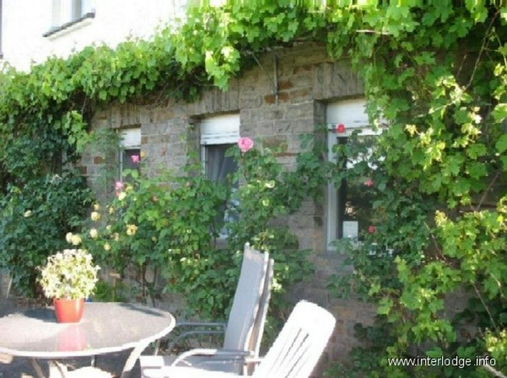 INTERLODGE Möblierte Komfortwohnung mit Terrasse, Garten und eigenem Eingang in Essen-Ket... - Wohnen auf Zeit - Bild 1