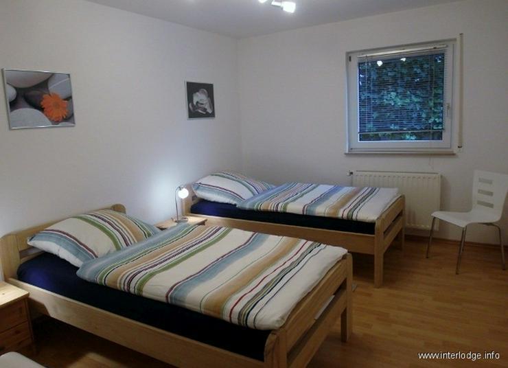 Bild 4: INTERLODGE Möblierte Komfortwohnung mit Terrasse, Garten und eigenem Eingang in Essen-Ket...