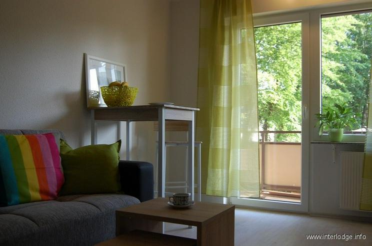 Bild 2: INTERLODGE Modern möbliertes Apartment mit Balkon im schönsten Teil von Kaarst