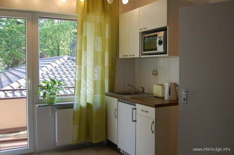 Bild 3: INTERLODGE Modern möbliertes Apartment mit Balkon im schönsten Teil von Kaarst