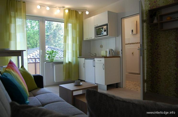 INTERLODGE Modern möbliertes Apartment mit Balkon im schönsten Teil von Kaarst - Wohnen auf Zeit - Bild 1