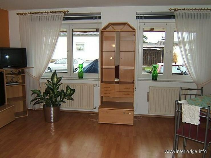 Bild 2: INTERLODGE Möblierte Erdgeschoss-Wohnung mit Internet in ruhiger Lage von Köln-Vogelsang