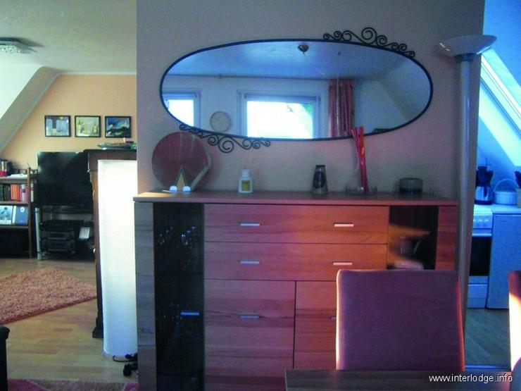 Bild 6: INTERLODGE Möblierte Wohnung, gehobene Ausstattung, mit eigenem Eingang und Stellplatz in...
