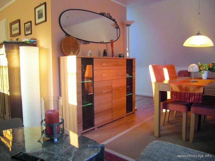 INTERLODGE Möblierte Wohnung, gehobene Ausstattung, mit eigenem Eingang und Stellplatz in... - Wohnen auf Zeit - Bild 1