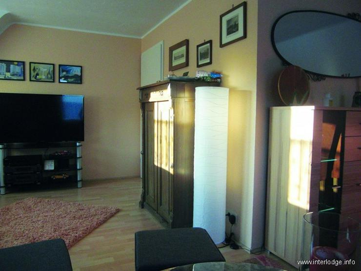 Bild 4: INTERLODGE Möblierte Wohnung, gehobene Ausstattung, mit eigenem Eingang und Stellplatz in...