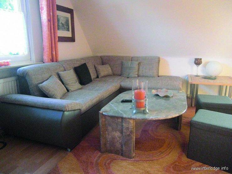 Bild 3: INTERLODGE Möblierte Wohnung, gehobene Ausstattung, mit eigenem Eingang und Stellplatz in...