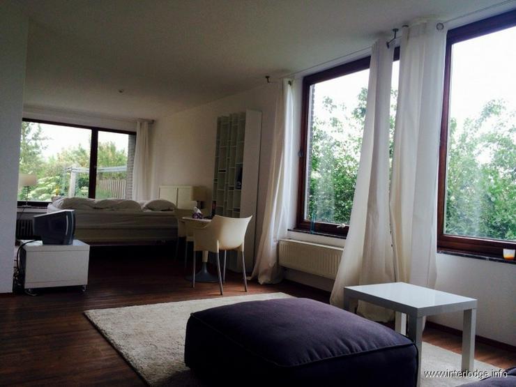 Bild 2: INTERLODGE Hotelalternative, möbliertes Apartment, Rheinblick, Stellplatz in Düsseldorf ...