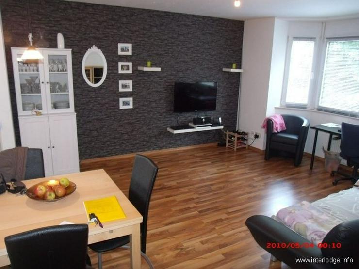 Bild 2: INTERLODGE Schicke, komplett möblierte Wohnung in ruhiger Lage - Nähe Zentrum Ratingen-L...