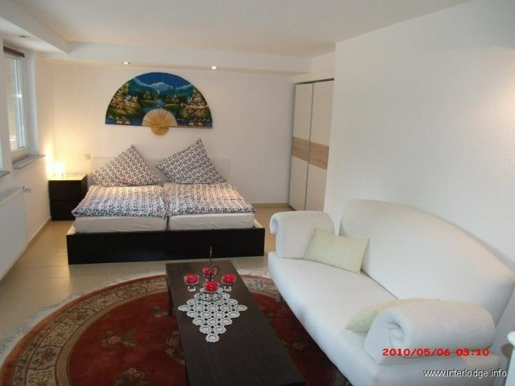 Bild 2: INTERLODGE Modern möbliertes Apartment in ruhiger und guter Lage in Ratingen-Ost