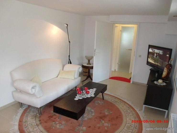 INTERLODGE Modern möbliertes Apartment in ruhiger und guter Lage in Ratingen-Ost - Wohnen auf Zeit - Bild 1