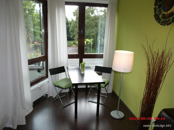 Bild 2: INTERLODGE Schick möblierte Businesswohnung mit Balkon in Essen-Südviertel - gegenüber ...