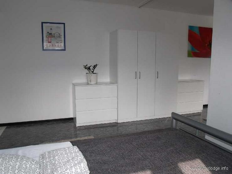 Bild 6: INTERLODGE Neu möbliertes, geräumiges Apartment in ruhiger, bevorzugter Lage in Essen-Be...