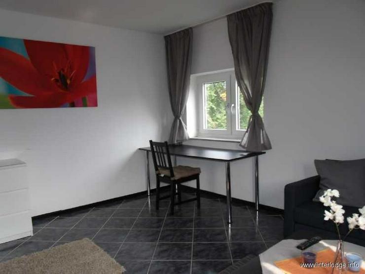 Bild 3: INTERLODGE Neu möbliertes, geräumiges Apartment in ruhiger, bevorzugter Lage in Essen-Be...