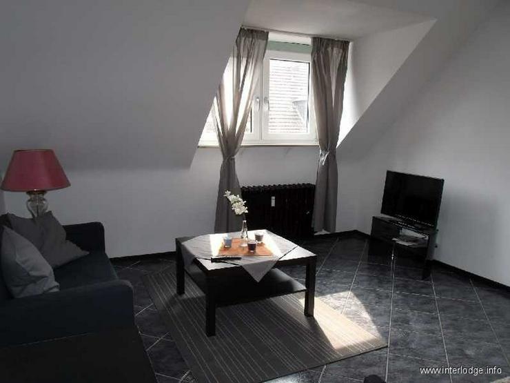 Bild 2: INTERLODGE Neu möbliertes, geräumiges Apartment in ruhiger, bevorzugter Lage in Essen-Be...