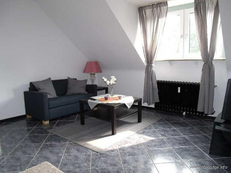 INTERLODGE Neu möbliertes, geräumiges Apartment in ruhiger, bevorzugter Lage in Essen-Be... - Wohnen auf Zeit - Bild 1