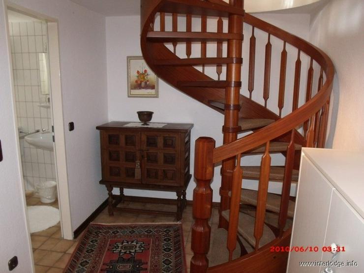 Bild 5: INTERLODGE Komplett möblierte elegante kleine Maisonette-Wohnung in Essen-Steele
