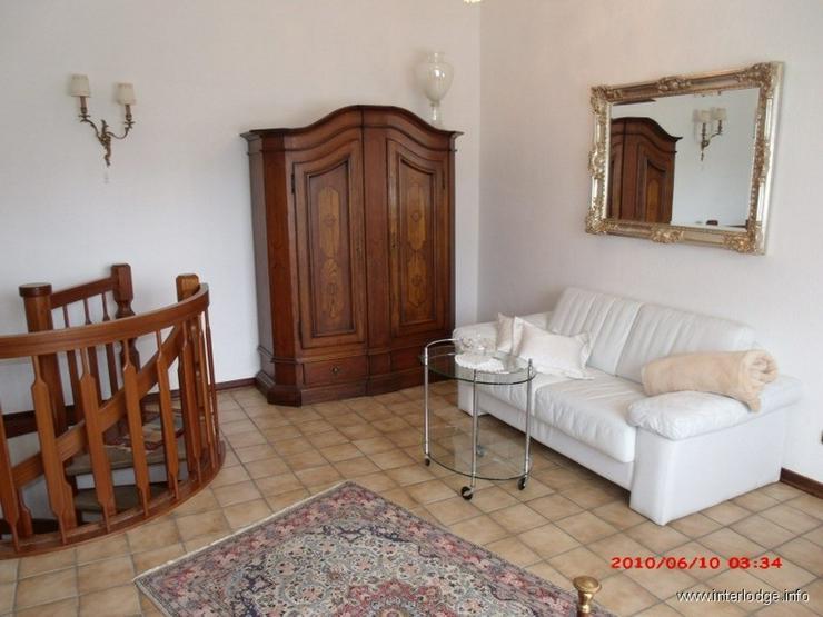 INTERLODGE Komplett möblierte elegante kleine Maisonette-Wohnung in Essen-Steele - Wohnen auf Zeit - Bild 1