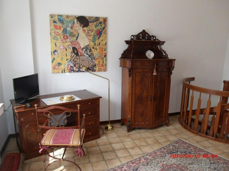 Bild 3: INTERLODGE Komplett möblierte elegante kleine Maisonette-Wohnung in Essen-Steele