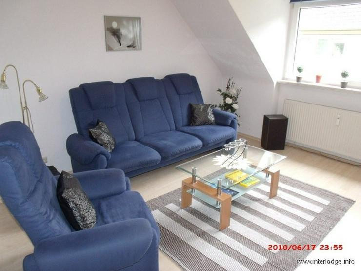 INTERLODGE Helle, modern möblierte Wohnung in ruhiger Cityrandlage - 10 Min. zum Hbf. - Wohnen auf Zeit - Bild 1