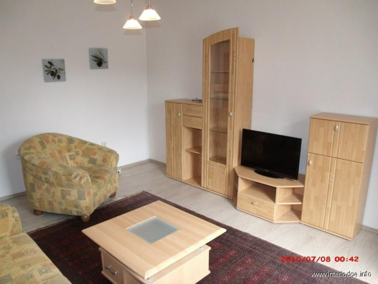 Bild 2: INTERLODGE Möblierte Erdgeschosswohnung mit großzügigem Zuschnitt in Bochum-Leithe