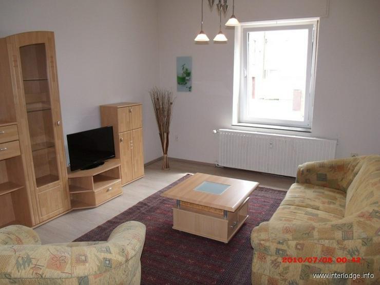 INTERLODGE Möblierte Erdgeschosswohnung mit großzügigem Zuschnitt in Bochum-Leithe - Wohnen auf Zeit - Bild 1