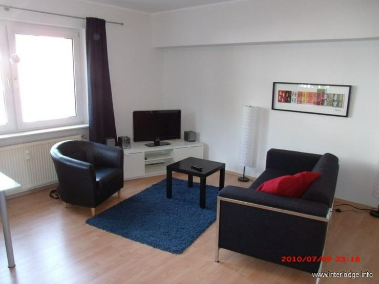 INTERLODGE Modern und komfortabel ausgestattete Wohnung mit W-LAN in Essen-City - Wohnen auf Zeit - Bild 1