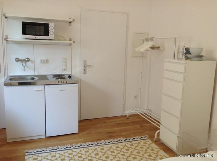 Bild 4: INTERLODGE Möbliertes Apartment im sanierten Altbau, ruhige Lage, Domnähe in Köln-Nippe...