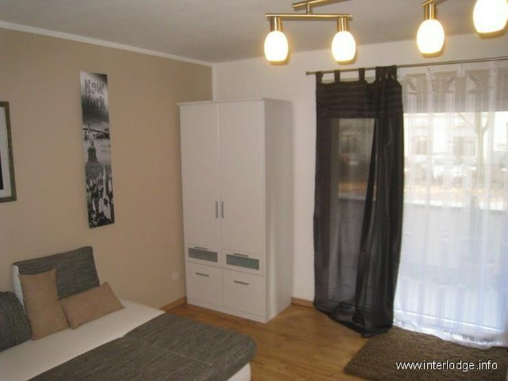 Bild 2: Interlodge Modern möblierte Wohnung mit Loggia und Stellplatz , WG geeignet, im Kölner-A...