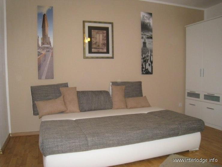 Interlodge Modern möblierte Wohnung mit Loggia und Stellplatz , WG geeignet, im Kölner-A...