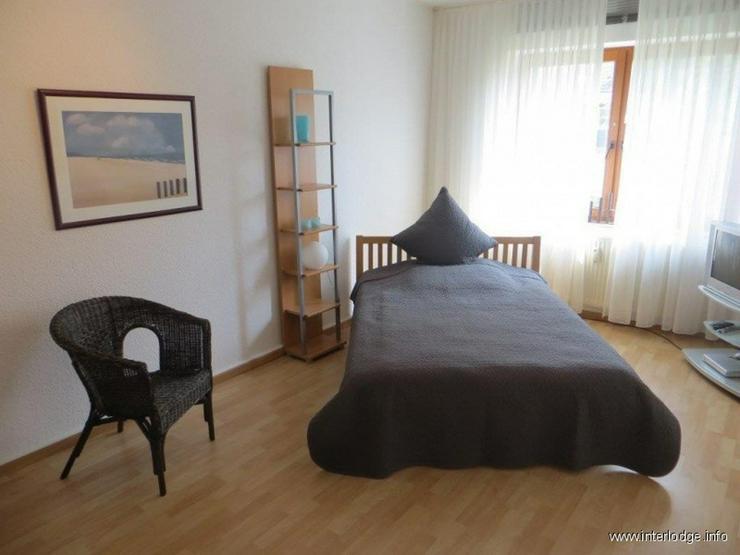 INTERLODGE Modern möblierte Wohnung mit 2 Wohn/Schlafräumen in Essen Rüttenscheid.