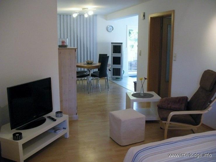 INTERLODGE Möbliertes Komfortapartment mit Balkon und eigenem Eingang in Essen-Kettwig - Wohnen auf Zeit - Bild 1