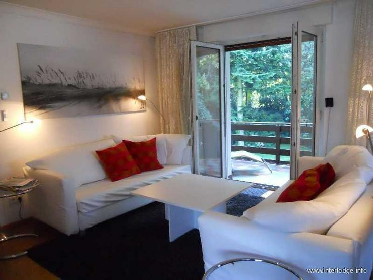 INTERLODGE Möblierte Komfortwohnung mit Balkon in exklusiver Lage in Dortmund - Brünning... - Wohnen auf Zeit - Bild 1