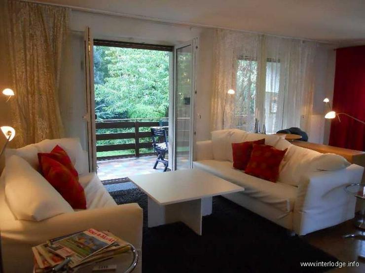 Bild 2: INTERLODGE Möblierte Komfortwohnung mit Balkon in exklusiver Lage in Dortmund - Brünning...