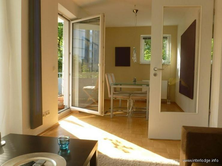 interlodge m blierte komfortwohnung mit balkon in der essener innenstadt in essen innenstadt. Black Bedroom Furniture Sets. Home Design Ideas