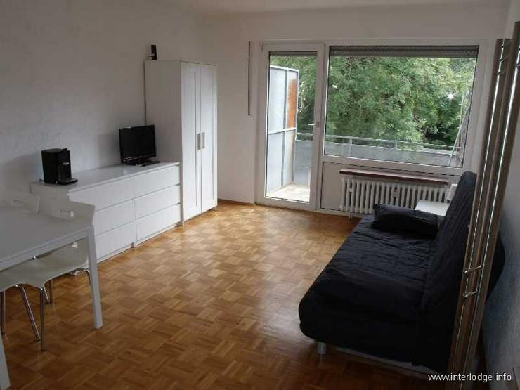 INTERLODGE Modern möbliertes Apartment mit Balkon in Essen-Bredeney - Bild 1