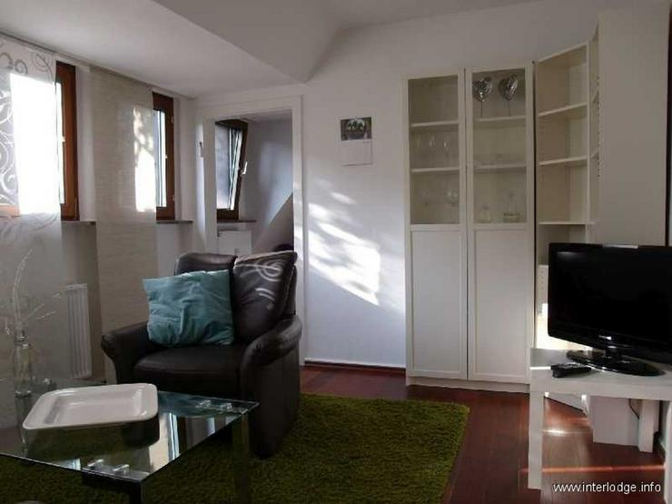 Bild 2: INTERLODGE Möblierte Dachgeschosswohnung mit Flair und Gartennutzung in Hattingen - Nähe...