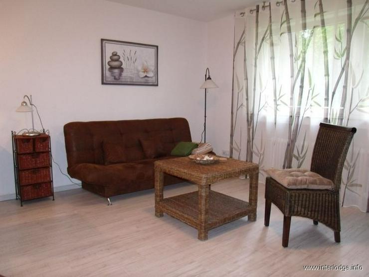 Bild 3: INTERLODGE Modern möblierte Wohnung mit Balkon und Stellplatz in Gelsenkirchen-Rotthausen