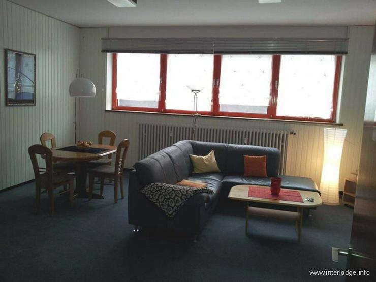 Bild 2: INTERLODGE Helles möbliertes Apartment mit eigenem Eingang und Parkplatz in Düsseldorf-A...