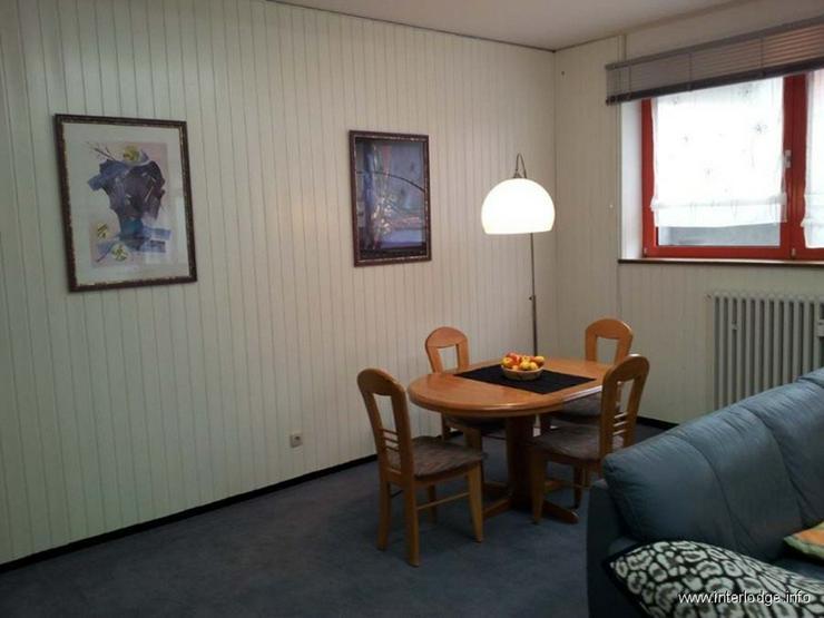 Bild 5: INTERLODGE Helles möbliertes Apartment mit eigenem Eingang und Parkplatz in Düsseldorf-A...