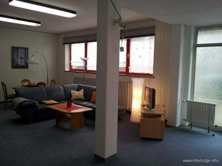 Bild 4: INTERLODGE Helles möbliertes Apartment mit eigenem Eingang und Parkplatz in Düsseldorf-A...