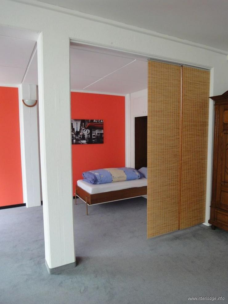 INTERLODGE Helles möbliertes Apartment mit eigenem Eingang und Parkplatz in Düsseldorf-A... - Wohnen auf Zeit - Bild 1