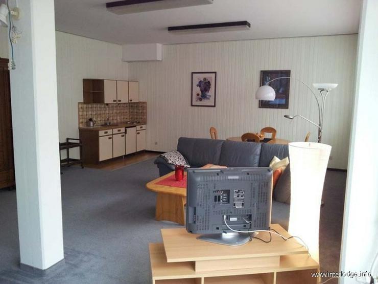 Bild 3: INTERLODGE Helles möbliertes Apartment mit eigenem Eingang und Parkplatz in Düsseldorf-A...
