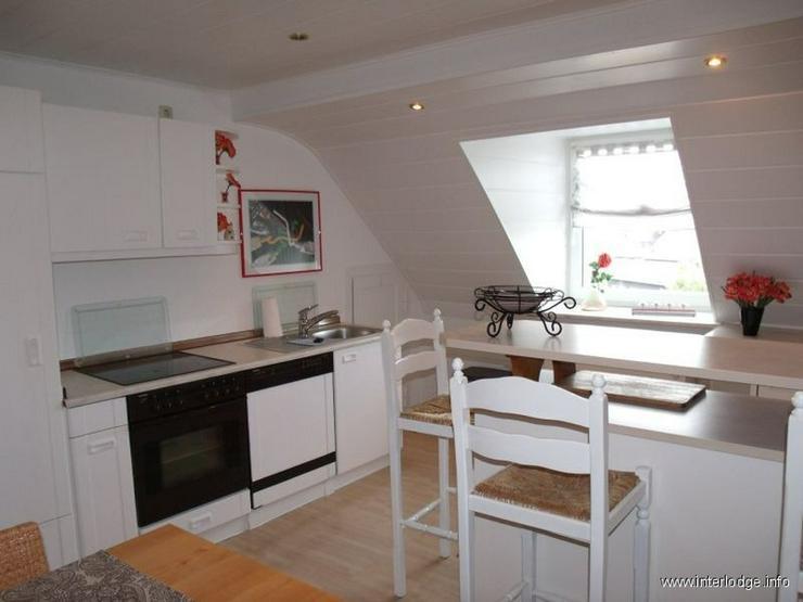 Bild 2: INTERLODGE Modern möblierte Wohnung mit großer Küche für 1-2 Personen in Essen-Frintro...