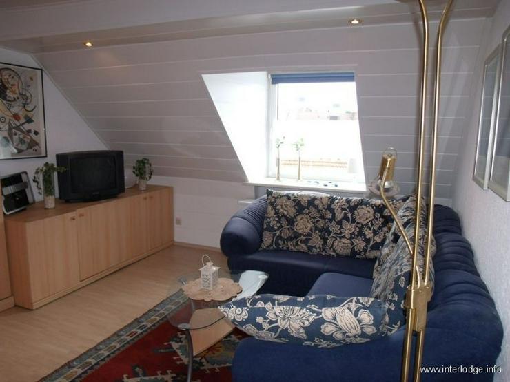 Bild 4: INTERLODGE Modern möblierte Wohnung mit großer Küche für 1-2 Personen in Essen-Frintro...