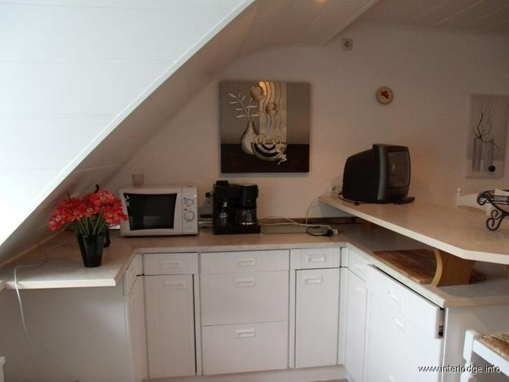 Bild 3: INTERLODGE Modern möblierte Wohnung mit großer Küche für 1-2 Personen in Essen-Frintro...